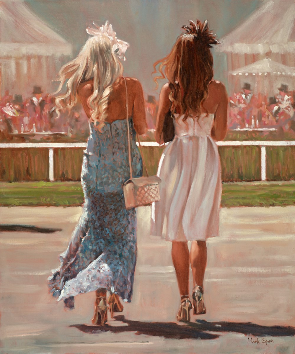 Heading to the Races